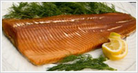 hickory smoked rainbow trout